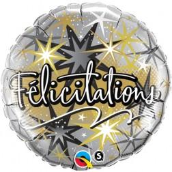 "18"" Félicitations! Party"
