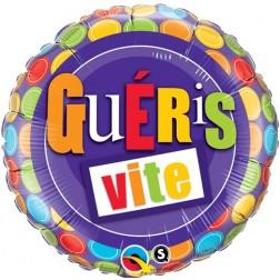 "18"" po. Gueris Vite - Pois"