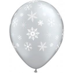 "16"" Snowflakes & Sparkles-A-Rnd"