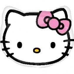 JuniorShape: Hello Kitty Head