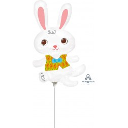 MiniShape Easter Bunny with Vest