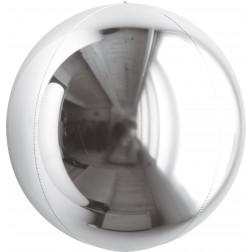 """32"""" Metallic Silver Balloon Ball"""
