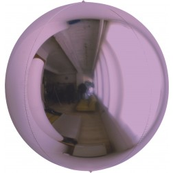 "7"" Metallic Lilac Balloon Ball"