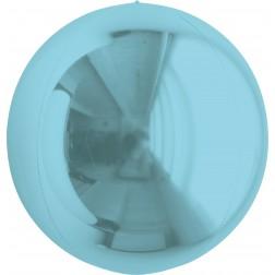 "10"" Metallic Pearl Blue Balloon Ball"