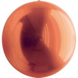 "7"" Metallic Copper Gold Balloon Ball"
