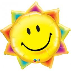 "35"" Sunshine Smile Face"