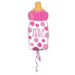 JuniorShape It`s A Girl Baby Bottle
