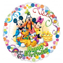 Mickey & Friends Party