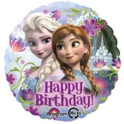 Standard Frozen Happy Birthday