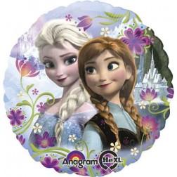 Standard Frozen Anna & Elsa