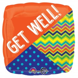 Standard Get Well Wishes