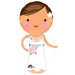 SuperShape Lovely Bride