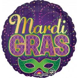Standard Mardi Gras Confetti