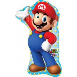 SuperShape Mario Bros