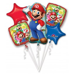 Bouquet Mario Bros
