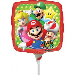 """9"""" Mario Bros"""
