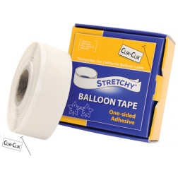 Accessories: Stretchy Balloon Tape 25ft