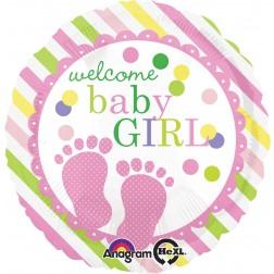 Standard Baby Feet Girl