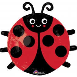 Junior Shape Happy Lady Bug