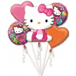 Bouquet Hello Kitty Rainbow