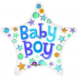 Standard Baby Boy Star