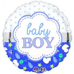 Standard Baby Boy Scallop