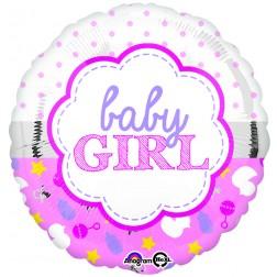 Standard Baby Girl Scallop
