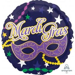 Standard Mardi Gras Mask