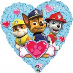 Standard Paw Patrol Love - Boy