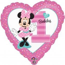 Standard Minnie 1st Birthday