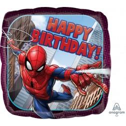 Standard Spider-Man Happy Birthday