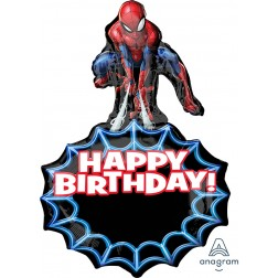 SuperShape Personalized Spider-Man