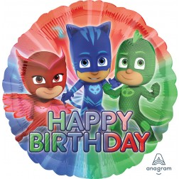 Standard PJ Masks Happy Birthday
