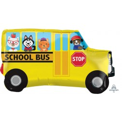 SuperShape School Bus