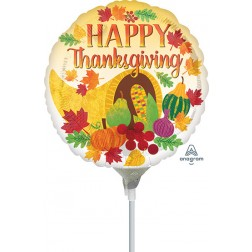 "4"" Thanksgiving Harvest"