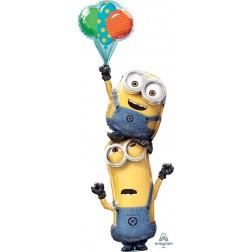 Multi-Balloon Minions Stacker