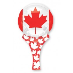 Inflate-A-Fun Canadian Flag
