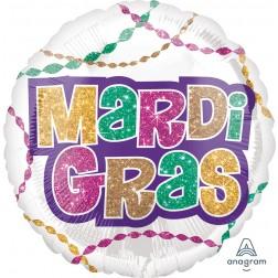 Standard Mardi Gras Party