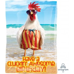 Junior Shape Avanti Happy Birthday