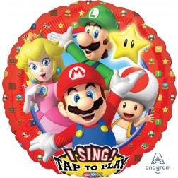 Jumbo Sing-A-Tune Super Mario Brothers