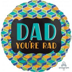 Standard Dad You're Rad