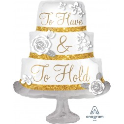 SuperShape To Have and To Hold Cake
