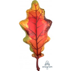SuperShape Fall Oak Leaf
