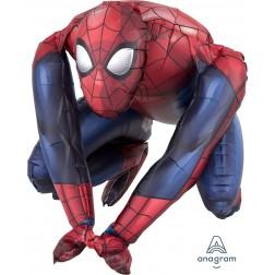 CI: Decor Sitting Spider-Man