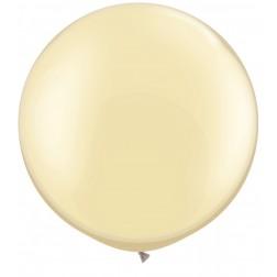 "Pastel Pearl 30"" Ivory 02Ct"