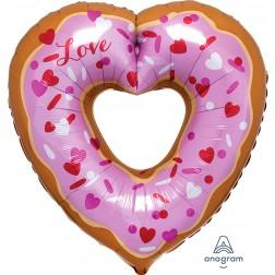 SuperShape Open Heart Donut