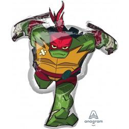 SuperShape Rise of the TMNT Raphael