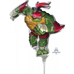MiniShape Rise of the TMNT Raphael