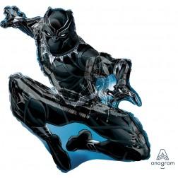 SuperShape Black Panther