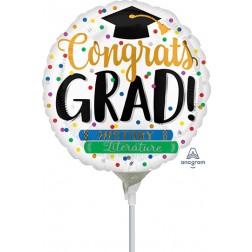"""9"""" Congrats Grad Books"""